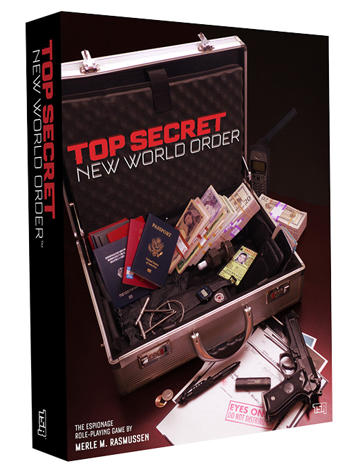 Top Secret NWO box
