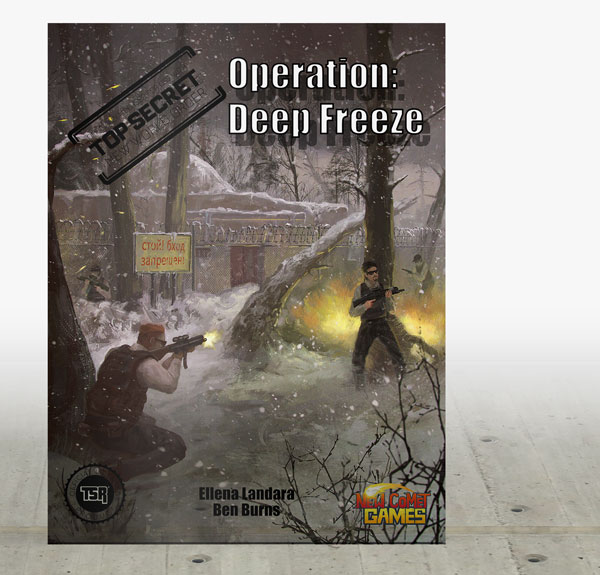 Operation: Deep Freeze