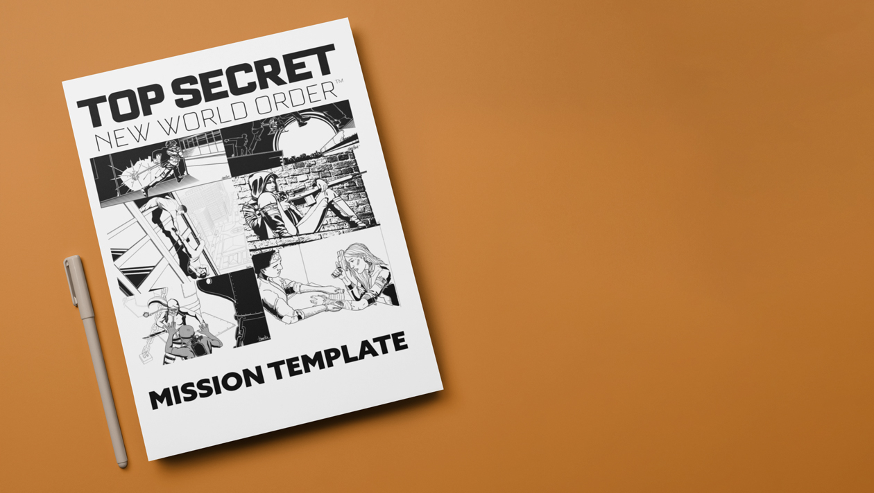 Top Secret NWO Mission Template